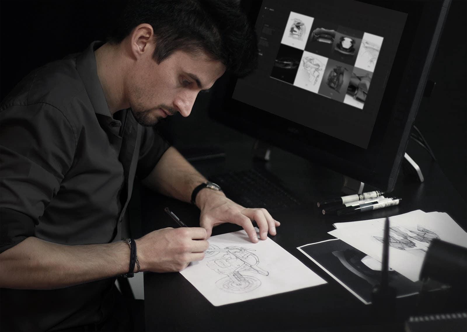 Gravity Sketch interviews Automotive Designer, Sydney Hardy