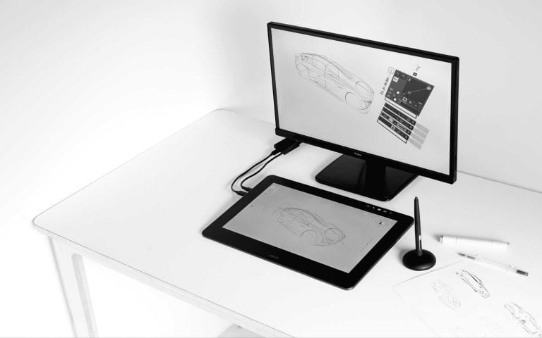 Gravity Sketch — Introducing Surface