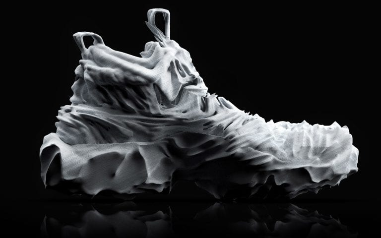 Eight Impressive Footwear Designs made with Gravity Sketch
