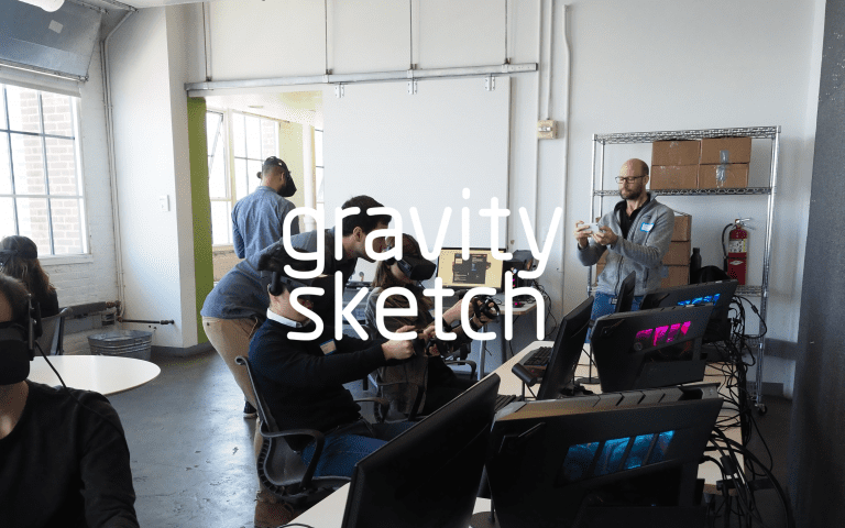 Gravity Sketch Enterprise 2020.1 Release
