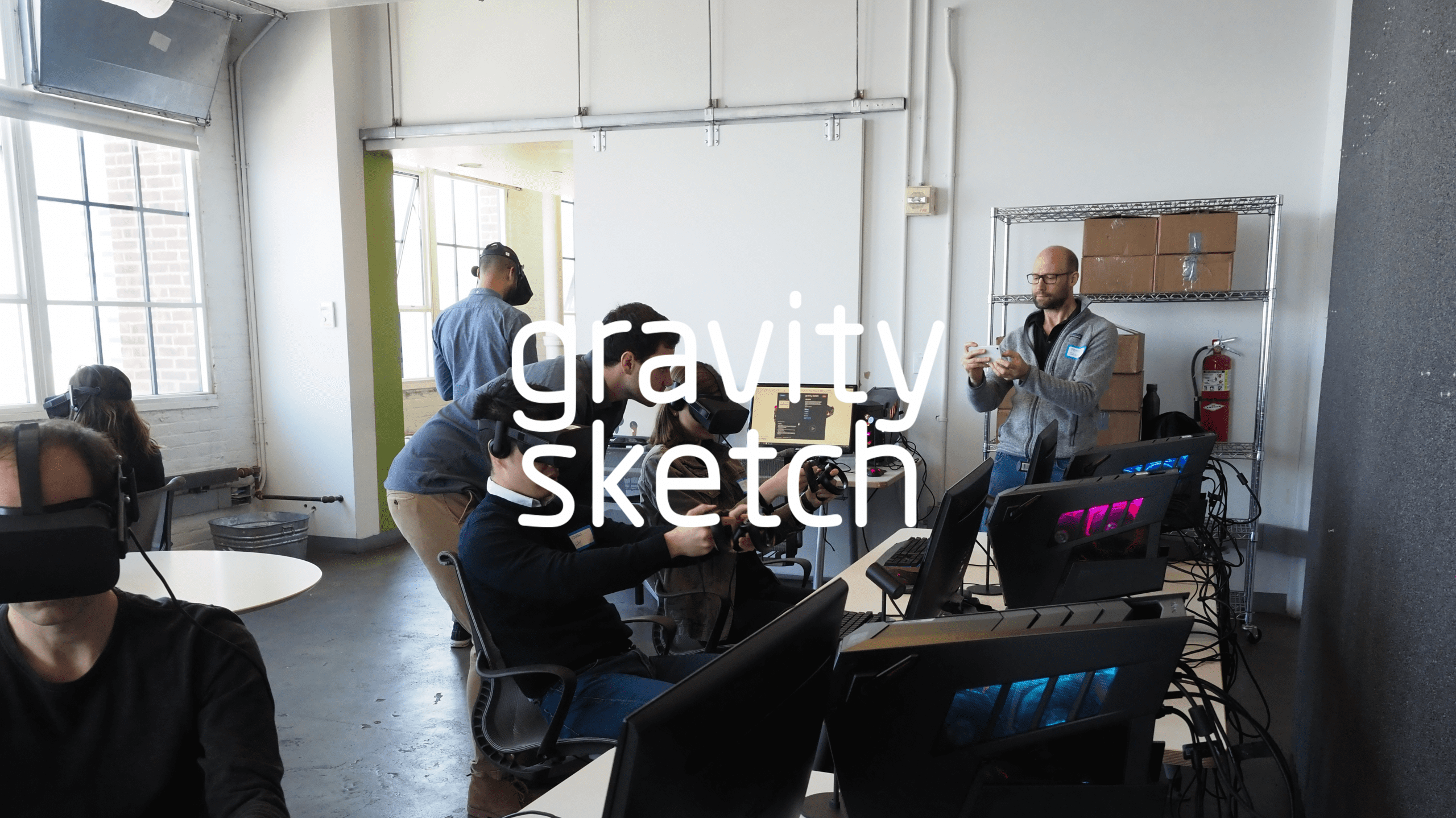 Gravity Sketch Enterprise 2020.1 Release