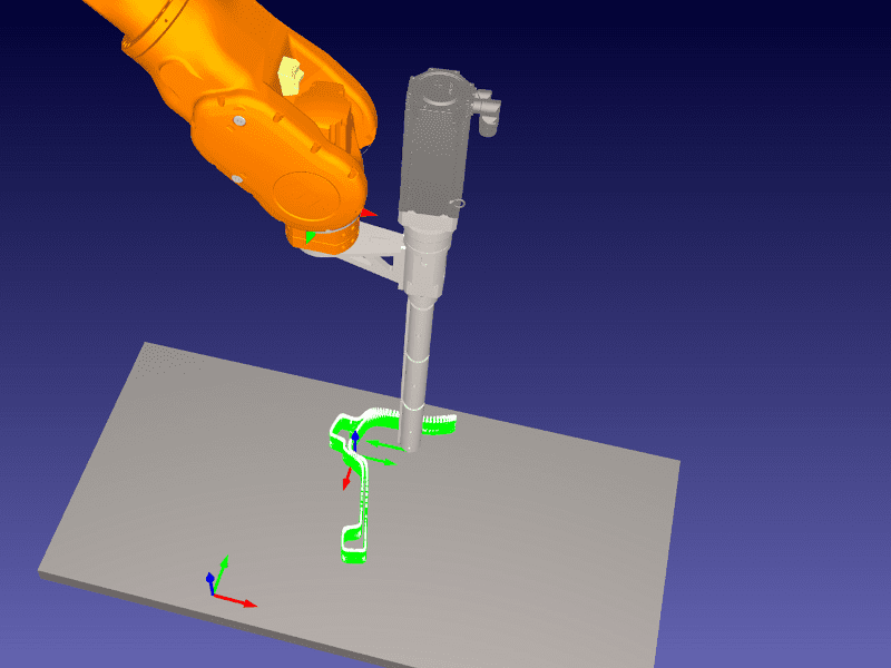 Gravity Sketch - Generating RAPID code in RoboDK with Industrial Designers Matthew Antes & Cullan Kerner