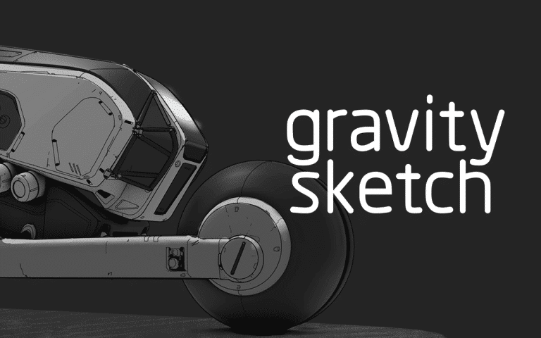 Gravity Sketch will soon be Free!
