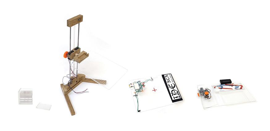 Gravity Sketch Landing Pad evolution