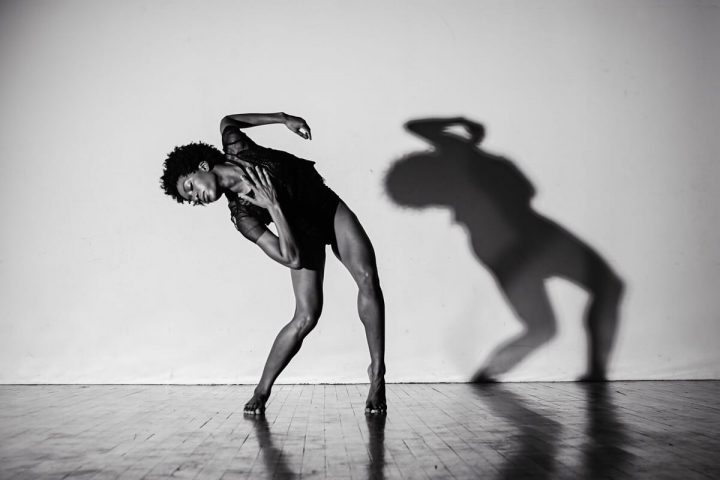 Gravity Sketch contemporary Ballet with Tamisha Guy